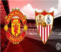 بث مباشر| مباراة مانشستر يونايتد وإشبيلية في الدوري الأوروبي