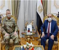 وزير الدولة للإنتاج الحربى يبحث مع ملحق الدفاع بالسفارة الأمريكية تعزيز التعاون المشترك