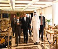 بالصور.. أول زيارة رسمية لسفير المملكة العربية السعودية لهيئة الرقابة المالية