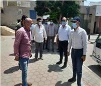رئيس الجهاز: استرداد 8 وحدات سكنية متعدى عليها بمدينة الشروق