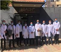 وزير الصحة اللبناني: أطباء مصر هبوا لنجدتنا عقب انفجار بيروت