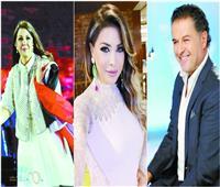 نجوم لبنان: شكرًا للرئيس السيسي والشعب المصري على تضامنكم معنا