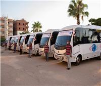 بدء تشغيل منظومة النقل الجماعي الداخلي بمدينة بدر سبتمبر المقبل