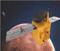 «مسبار الأمل» قطع نحو خمس المسافة المقررة إلى المريخ