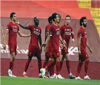 ليفربول يتعادل مع سالزبورج بهدفين لكل فريق وديا