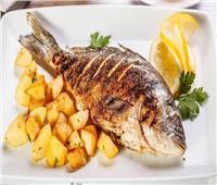 5 رشاقة| لمتبعي الدايت.. طريقة عمل «سمك مشوي بدون زيت»