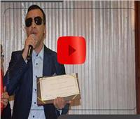 فيديوجراف| وليد الزيدي..«طه حسين» جديد بتونس