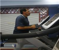 خاص بالفيديو  صبحي: الرياضة مسئولية وأسلوب حياة