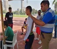 انطلاق فعاليات برنامج التأهيل للكليات العسكرية بمركز شباب الجزيرة