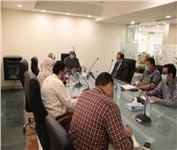 أمين البحوث الإسلامية يبحث مع رئيس تطوير الوافدين التعاون المشترك