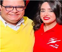 صور| عبير الطنطاوي: الروح عادت للمسرح من خلال «سينما مصر»