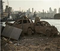 فيديو  لقطات جديدة تكشف محتويات مجهولة داخل مرفأ بيروت قبل انفجاره