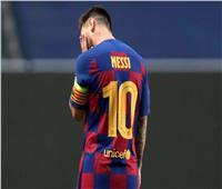 ميسي يرفض العودة لتدريبات برشلونة