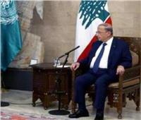 الرئيس اللبناني يتلقى اتصالا هاتفيا من الرئيس الفرنسي