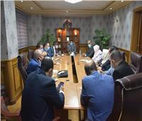 وزير الشباب والرياضة يلتقي باللجنة المنظمة لبطولة العالم لليد