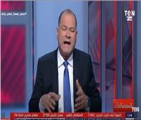 الديهي: محمود عزت مستودع أسرار.. والقبض عليه أهم عملية منذ 5 سنين
