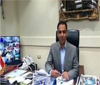 رئيس جهاز مدينة بدر يتفقد التجهيزات الأخيرة للوحدة الصحية بالحي الخامس