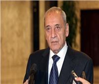رئيس مجلس النواب اللبناني يدعو لتغيير النظام الطائفي
