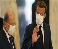 بالعربية| الرئيس الفرنسي: سنقف دائماً إلى جانب الشعب اللبناني