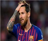 حقيقة فرض برشلونة عقوبة على ميسي بسبب تغيبه عن التدريبات