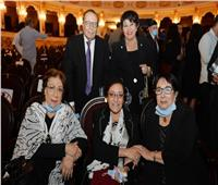 صور| أول مهرجان بعد «كورونا».. نجوم الفن في افتتاح «القاهرة للمسرح التجريبي»