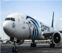 مصر للطیران تسير 34 رحلة منتظمة لنقل 3600 راكبا