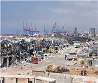 الجيش اللبناني يعثر على 4 طن من المواد المتفجرة قرب مرفأ بيروت