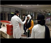 ضعف الإجراءات الوقائية لمواجهة فيروس كورونا داخل المطارات المصرية.. الحكومة ترد