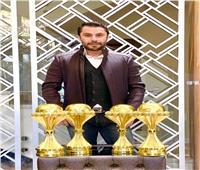 """أحمد حسن ساخرًا: """"ممكن نرجع نلعب ونجيب كأس خامس"""""""