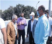 صور..وزير النقل يتابع معدلات تنفيذ عدد من المشروعات بميناء الإسكندرية