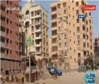 فيديو| أهالي البساتين: الخدمات مقطوعة في منطقة «اللاسلكي»