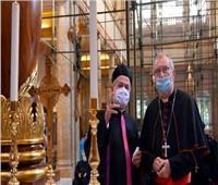 البابا فرنسيس يوفد أمين سر الفاتيكان إلى لبنان