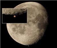 رصد ظاهرة احتجاب المريخ