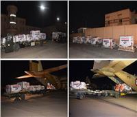 مصر ترسل مساعدات عاجلة لمتضرري السيول بدولة السودان الشقيقة