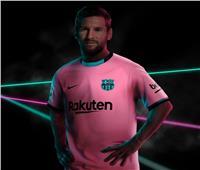 أول ظهور لميسي بقميص برشلونة بعد أزمة الرحيل