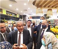 وزير التموين : نستهدف زيادة حجم التجارة الداخلية من الناتج المحلى الى 21%