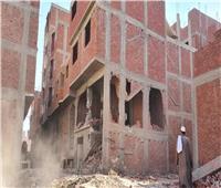 حملات لإزالة مخالفات البناء وحصر المباني للتأكد من سداد جديه التصالح بالمنيا