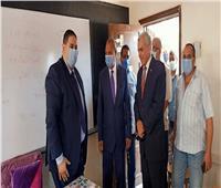 محافظ القليوبية يتفقد اللجان بجولة الإعاة في «انتخابات الشيوخ» ببنها وكفر شكر