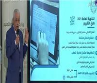 فيديو| وزير التعليم يكشف تفاصيل الحضور لطلاب الابتدائي في العام الدراسي الجديد