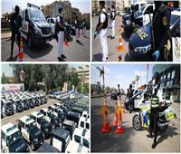 انتخابات مجلس الشيوخ 2020.. انتشار مكثف لقوات الشرطة لتأمين المواطنين