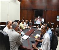 لليوم الثاني.. غرفة عمليات قنا تواصل متابعة سير انتخابات مجلس الشيوخ