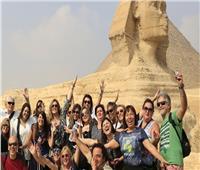 فيديو| سفير مصر بموسكو: إقبال روسي غير مسبوق لمعرفة مقاصد مصر السياحية