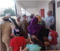 صور.. توافد المواطنين في اليوم الثاني لجولة الإعادة بانتخابات مجلس الشيوخ بالمنوفية