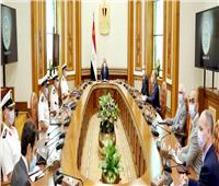 الرئيس السيسي يناقش مشروع توسعة ميناء خليج أبوقير مع مدير شركة «ديمي» لأعمال التكريك