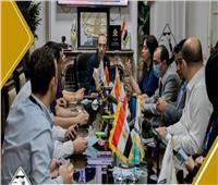 تنسيقية شباب الأحزاب: إقبال كثيف بأسوان.. ومتوسط ببورسعيد في «إعادة الشيوخ»