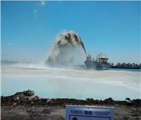 صور| تفاصيل إنشاء أضخم محطة متعددة الأغراض بميناء الإسكندرية