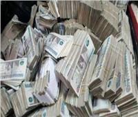 ضبط 3 قضايا تحويلات مالية غير مشروعة بقيمة 7 مليون جنيه