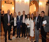صور  حفل ختام مهرجان القاهرة الدولي للمسرح التجريبي