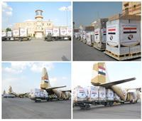 مصر تواصل تكثيف رحلات الجسر الجوي لتقديم الدعم لمتضرري السيول بالسودان