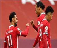فيديو| أول أهداف محمد صلاح في الموسم الجديد